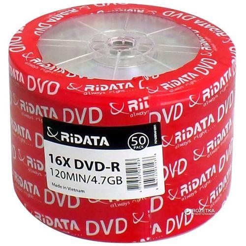 Ridata Boş Dvd 50 Li Dvdr