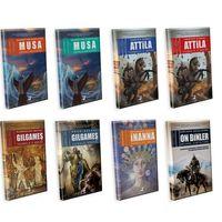 Mitoloji Seti 8 Kitap Olimpos Yayınları