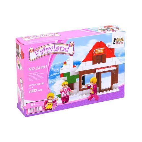 Asya Ant Bricks 130 Parça Peri Seti 0131-24401 5991