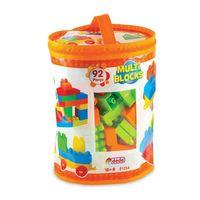 Dede Multi Blocks 92Pcs 01254 2545