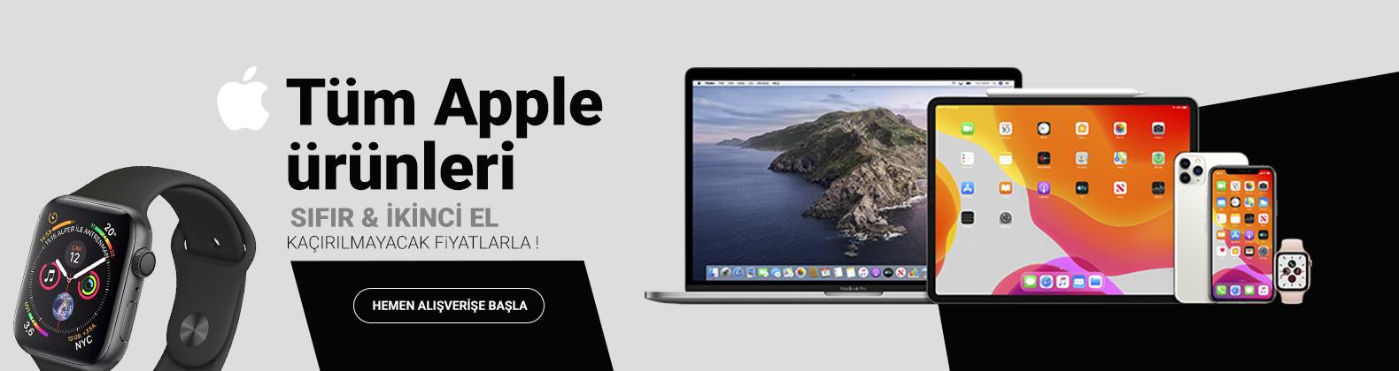 Apple Ürünleri Ağustos