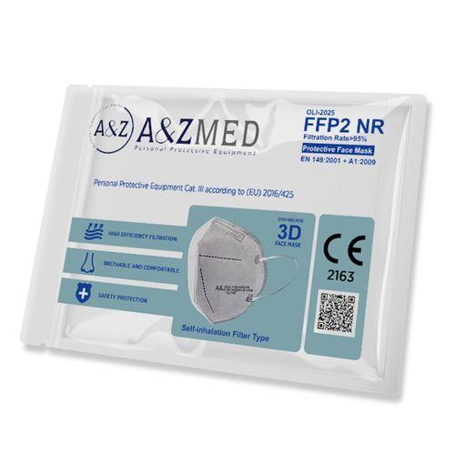 A&Z Med N95 Maske Telli ve Tek Tek Paketli 4 Adet