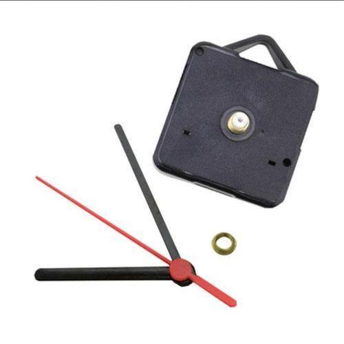 Sessiz Saat Motoru ve Saat Mekanizması Askılı (set) Duvar Saati M