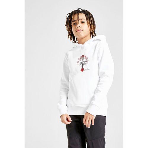 Red Hot Chili Peppers   Baskılı Unisex Çocuk Kapüşonlu Beyaz Sweatshirt