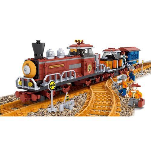 Mega Oyuncak  Ausını Lego 662 Parça  Tren Oyun Seti