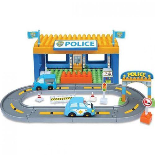 Eğitici Lego Polis Set 48 Parça Oyuncak 03322