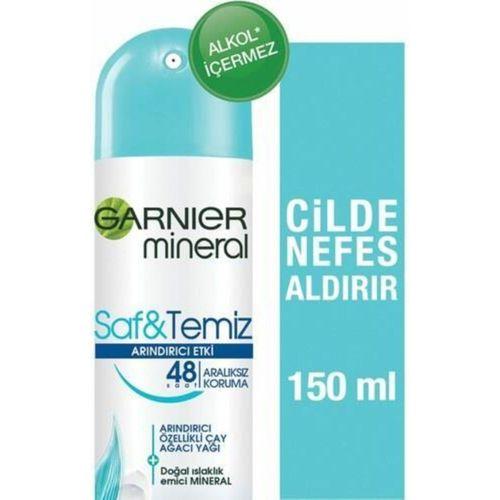 Anti - Perspirant Kadın Deodorant - Saf & Temiz 150 Ml