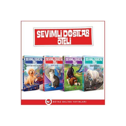 2. Ve 3. Sınıf Sevimli Dostlar Oteli 4 Kitap Hikaye Seti