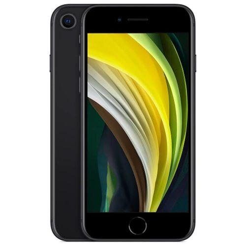 Apple iPhone SE 64Gb, SİYAH, 3Gb Ram, 6 Çekirdek, 4,7inc Ekran, 7Mpix Ön 12Mpix Arka Kamera, Türkiye Garantili