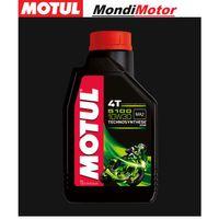 MOTUL - 5100 10W40 Motosiklet Yağı Motorunuzun Ömrünü Uzatın