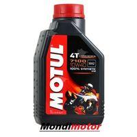 Motul 7100 4T 10W40 - Motor Yağı
