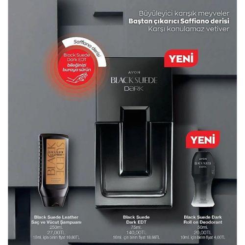 Black Suede Dark Parfüm Seti