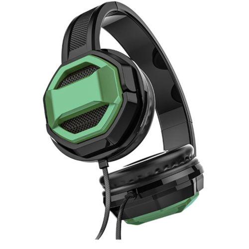 Snopy SN-101 BONNY Yeşil PC-Telefon Mikrofonlu Kul