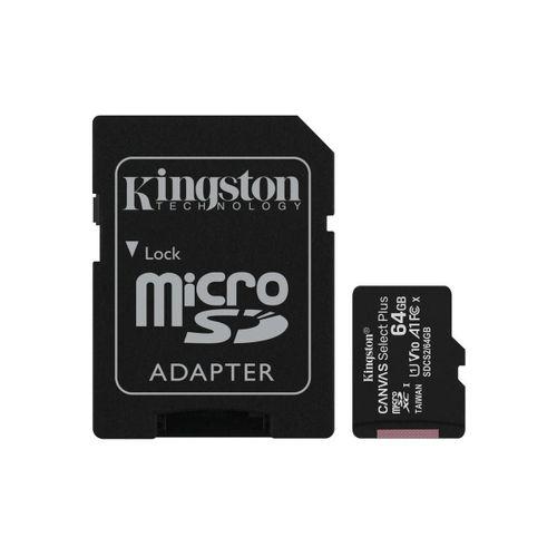 Kingston 64 Gb SDCS2 Micro Sd CL10 100Mb/s Hafıza