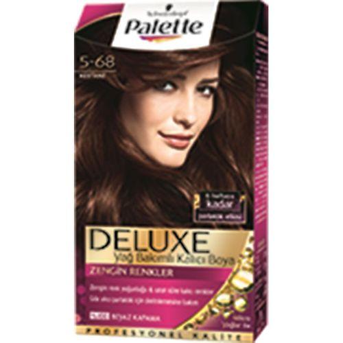 Saç Boyası - Deluxe 5-68 Kestane 50 ml 8690572781050