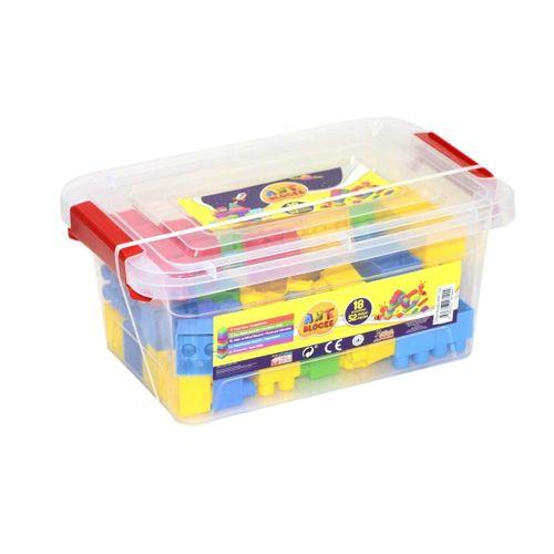 Marka: Asya Oyuncak ANT052 Asya, Ant Blok Seti 52 Parça Kategori: Lego & Yapı Oyuncakları