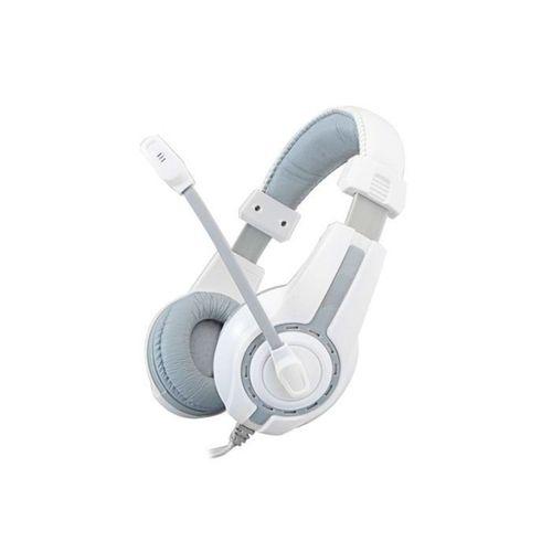 Snopy Rampage SN-R1 White/Black Oyunc Mik Kulaklık