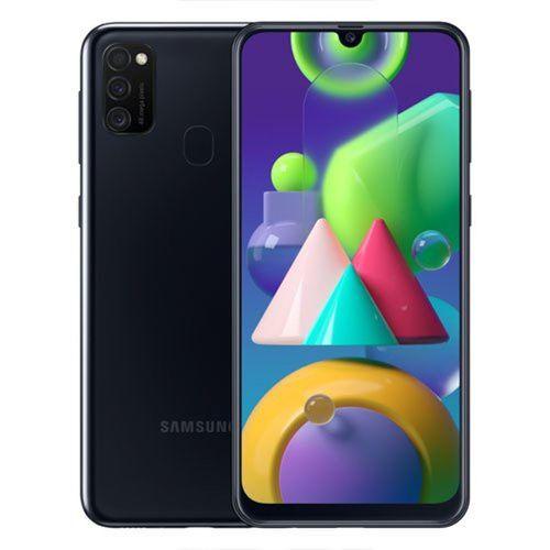Samsung Galaxy M21 Black 48 MP 4.5G 6.4 64GB/4GB Distribütör