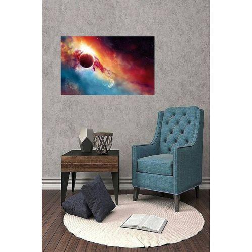 Galaksi Görseli Kanvas Tablo 70x100 cm