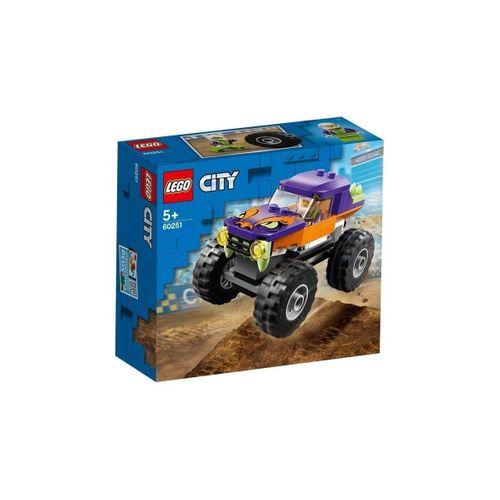® City Canavar Kamyon 60251