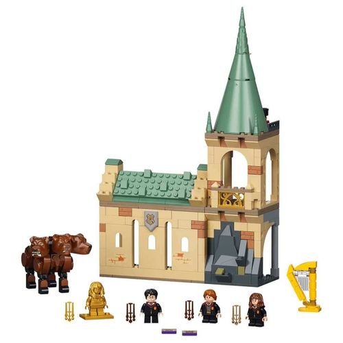 LEGO Harry Potter Hogwarts: Fluffy İle Karşılaşma 76387