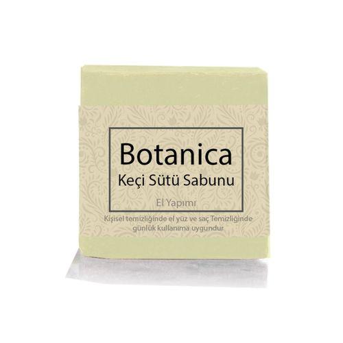 Botanica Cilt Bakımı İçin Keçi Sütü Sabunu Ten  Açıcı Doğal Peeling