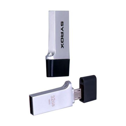 Micro Usb + Usb Flash Bellek Otg 32gb