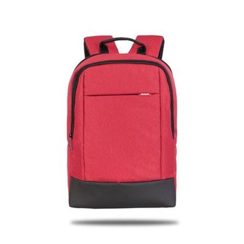Classone TW1702 Twin Color 17 inch Notebook Sırt Çantası-Kırmızı
