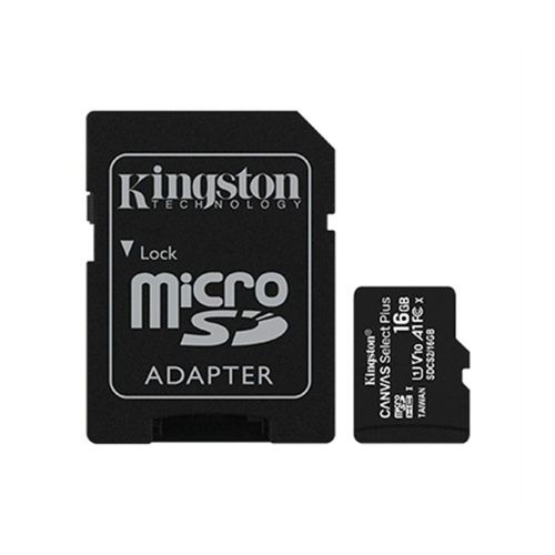 Kingston 16 Gb SDCS2 Micro Sd CL10 100Mb/s Hafıza