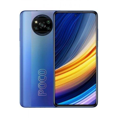 XIAOMI POCO X3 Pro Frost Blue, 128GB, 6Gb Ram,  8 Çekirdek, 6,67inc Ekran, 20Mpix Ön 48Mpix Arka Kamera, Türkiye Garantili