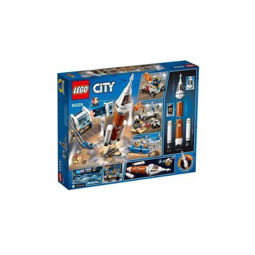 City Uzay Roketi ve Fırlatma Kontrolü 60228