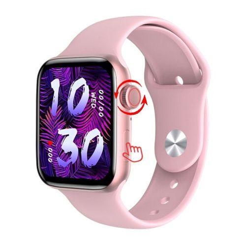 HW22 Pro Max Smart Watch 6 Akıllı Saat Wireless Charging Çift Buton Aktif