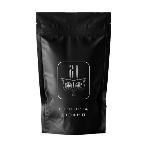 Ethiopia Sidamo Filtre Kahve, Öğütülmüş, 200 Gram