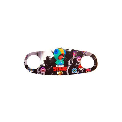 Brawl Stars Leon Baskılı Yıkanabilir Çocuk Maskesi