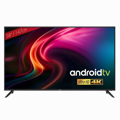 """Redline RT58 58"""" 147 Ekran Android 4K UHD Led Tv"""
