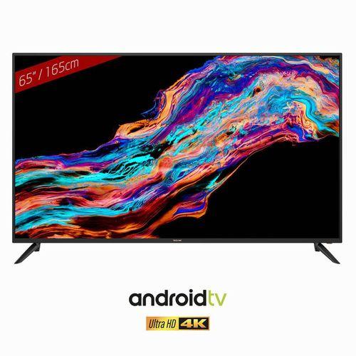 """Redline RT65 65"""" 165 Ekran Android 4K UHD Led Tv"""