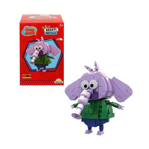 Sunman  256 Parça Kral Şakir Neaci Figürü Lego Seti