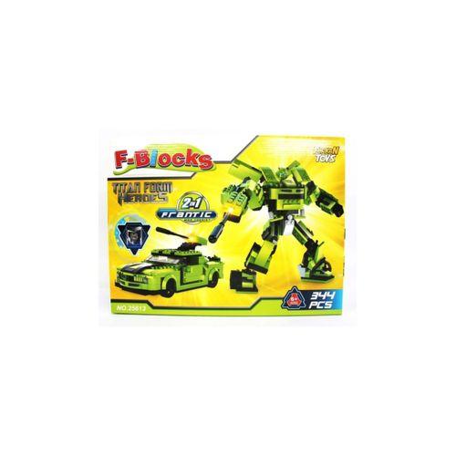 FURKAN OYUNCAK F-BLOCKS 344 PARÇA LEGO SETİ