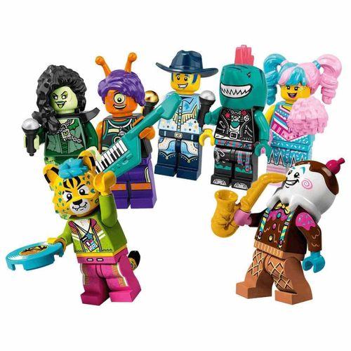 LEGO Vidiyo Bandmates Minifigür Seri 1 43101