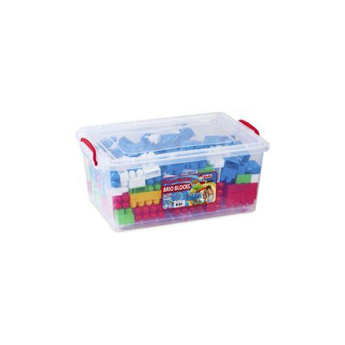 Kutulu Bloklar 104 Parça No:3 Eğitici Lego Seti MultiBox