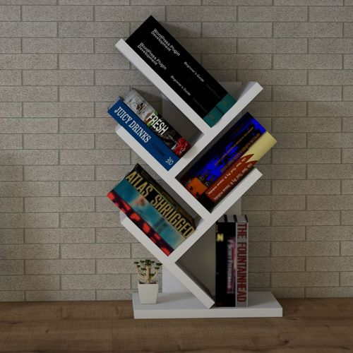Emkawood Sense Maxi Masa Üstü Kitaplık