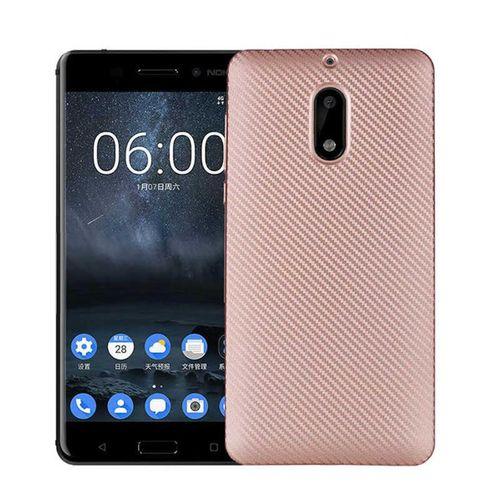 Nokia 6 Kılıf İ-Zore Karbon Silikon