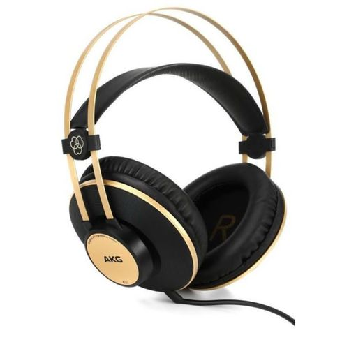 AKG K92 Closed-Back Headphones Stüdyo Kulaklık
