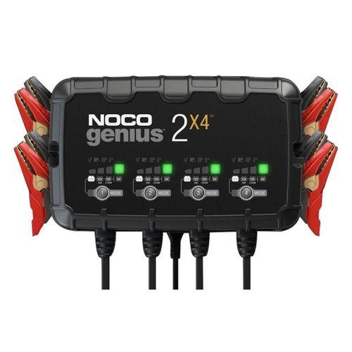 NOCO GENIUS2X4 6V/12V 40A Çoklu/4'Lü Akıllı Akü Şarj ve Akü Bakım/Desülfatör