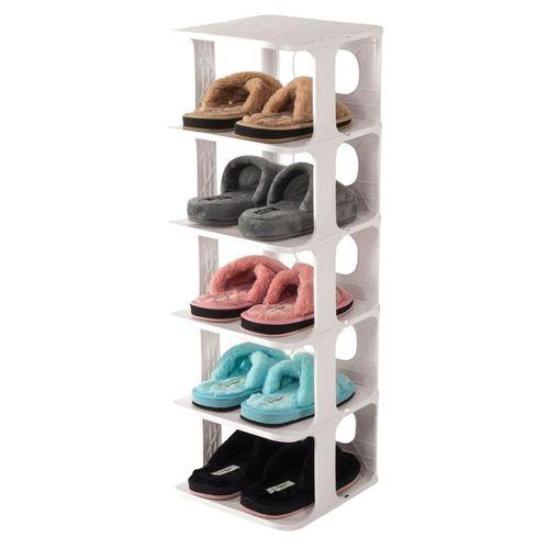 5 Katlı Pratik Ayakkabılık - Ayakkabı Rafı