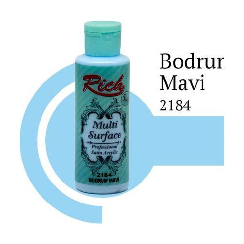 2184 BODRUM MAVİ 120ML MULTİSURFACE