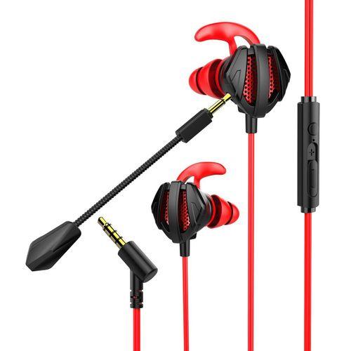 Rampage RM-K16 X-Jammer Kırmızı K.İçi Mik.Kulaklık