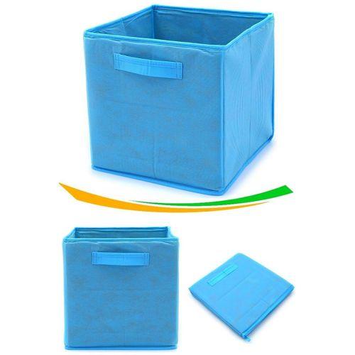 Çok Amaçlı Dolap İçi Düzenleyici Kutu - Mavi