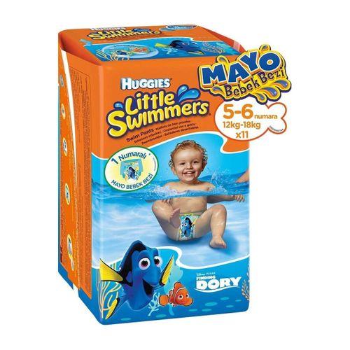 Little Swimmers Mayo Bebek Bezi M-l 11 Adet 12-18 Kg