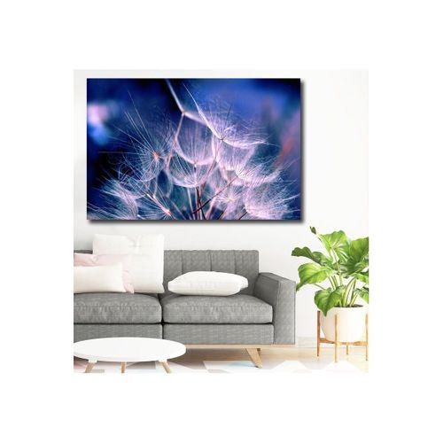 Muhteşem Çiçekler Görseli Kanvas Tablo  80 x 120 cm
